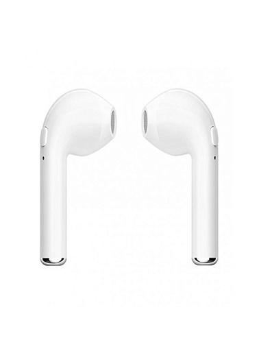 Platoon İ8p Tws  4.2 Stereo Bluetooth Kulaklık - Şarj Üniteli Beyaz